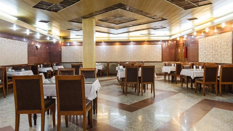 هتل پامچال تهران رستوران