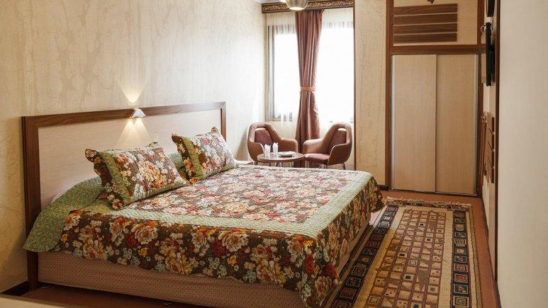 هتل پامچال تهران اتاق دو تخته دابل