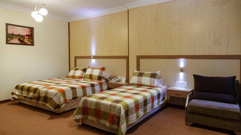 هتل پامچال تهران سوئیت سه تخته