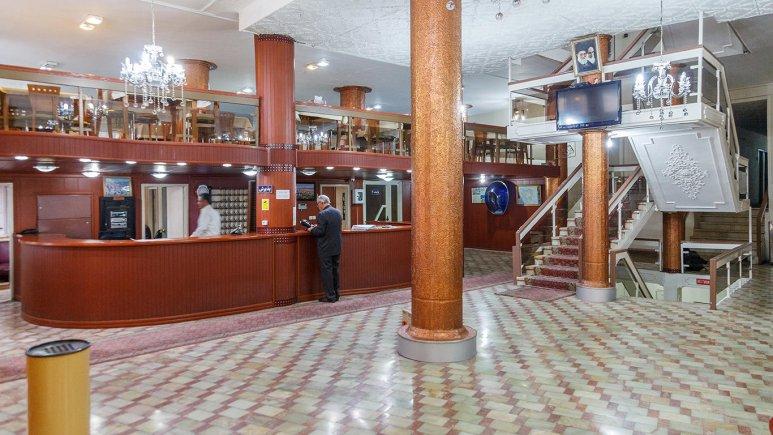 هتل دریا تبریز پذیرش