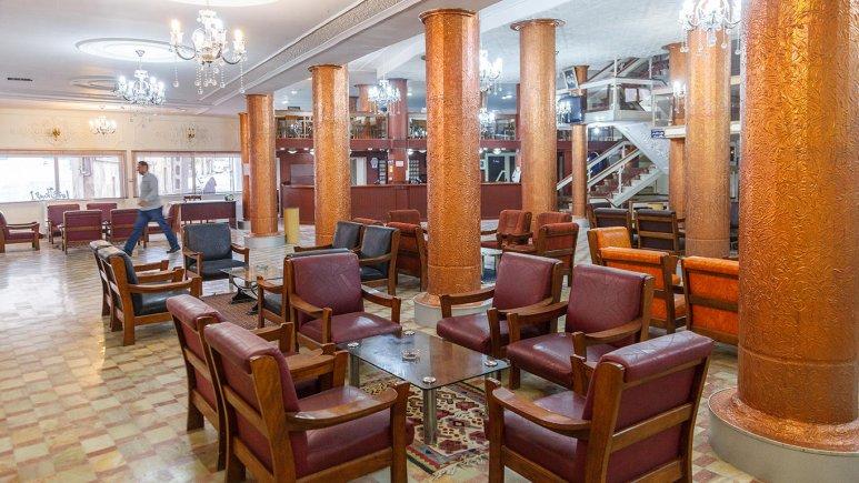 هتل دریا تبریز لابی