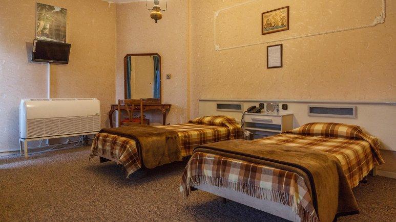 هتل دریا تبریز اتاق دو تخته تویین 3