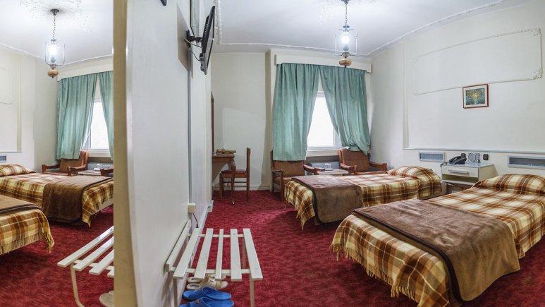 هتل دریا تبریز اتاق دو تخته تویین 4
