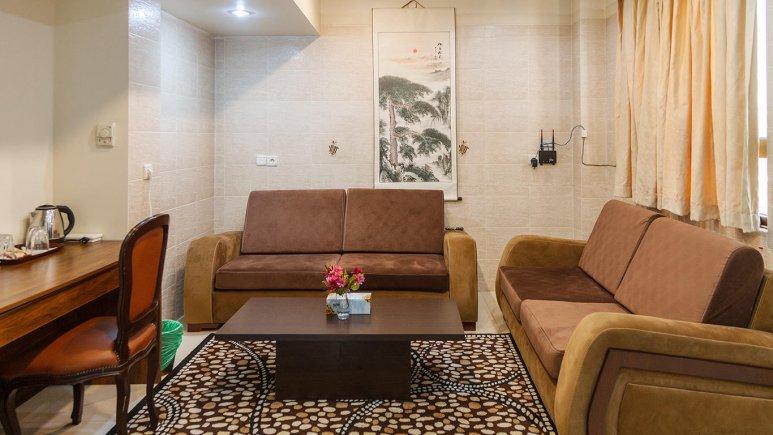 هتل آپارتمان جاده ابریشم تهران فضای داخلی سوئیت ها 3