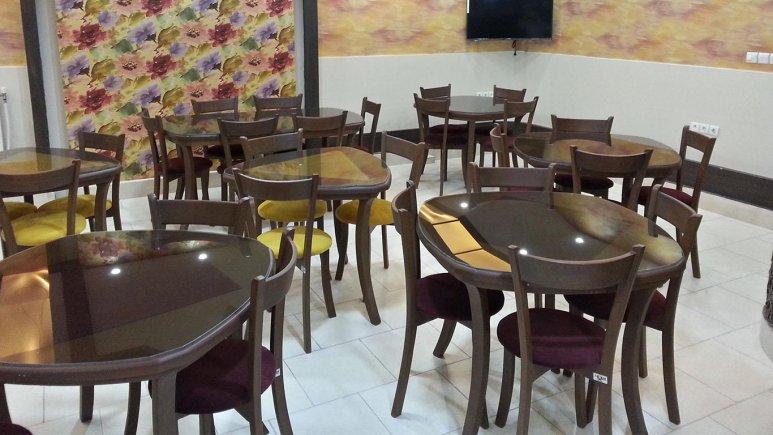 رستوران هتل بهار ارومیه