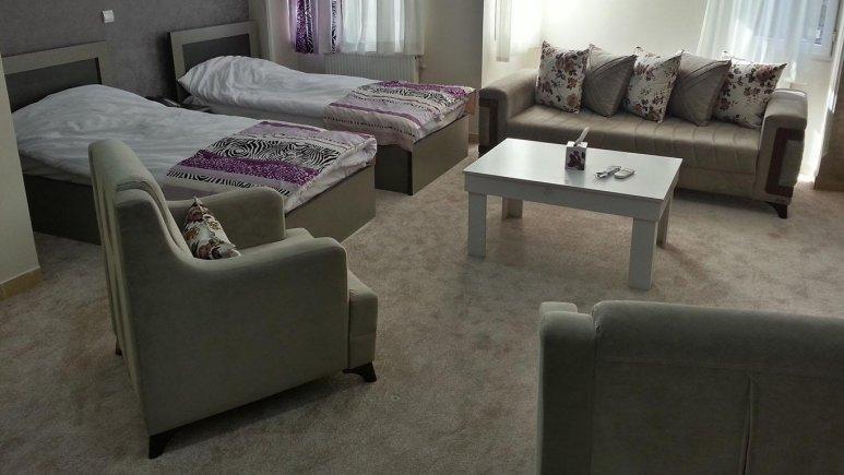 اتاق تک خوابه دو تخته هتل بهار ارومیه