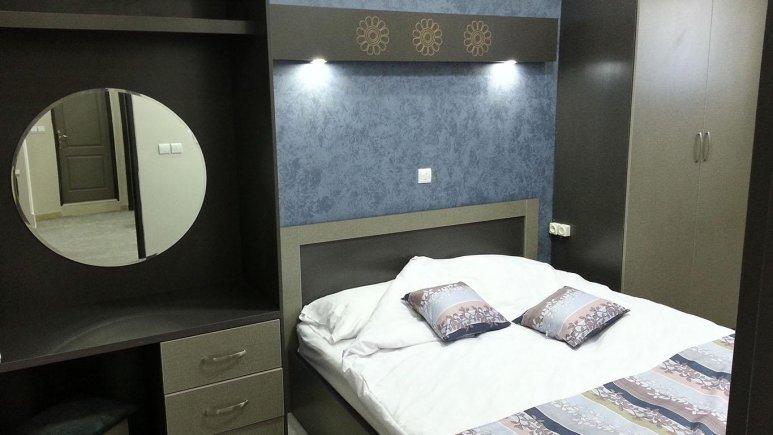 اتاق دو تخته تویین هتل بهار ارومیه