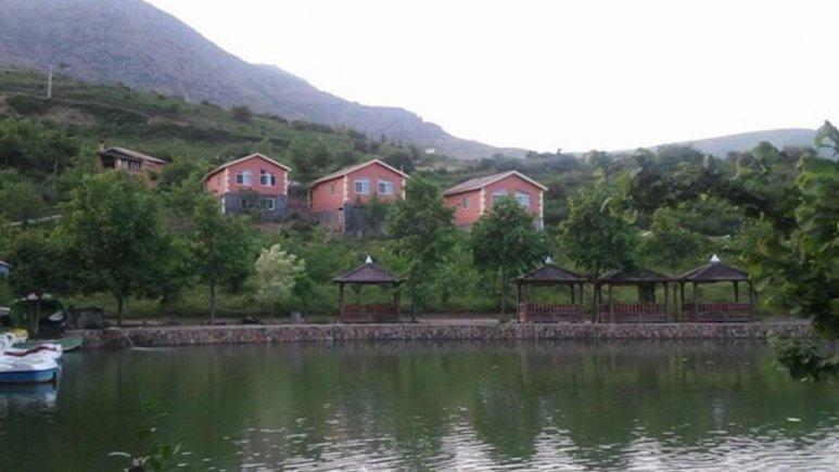 محوطه متل دریاچه قو