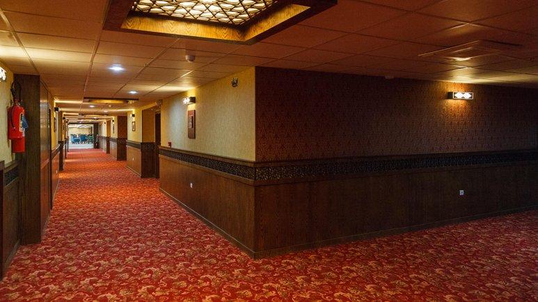 هتل آوین اصفهان فضای داخلی هتل