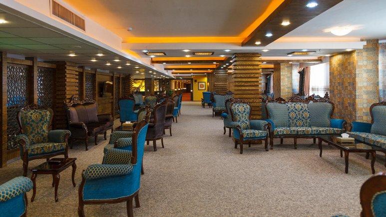 هتل آوین اصفهان لابی