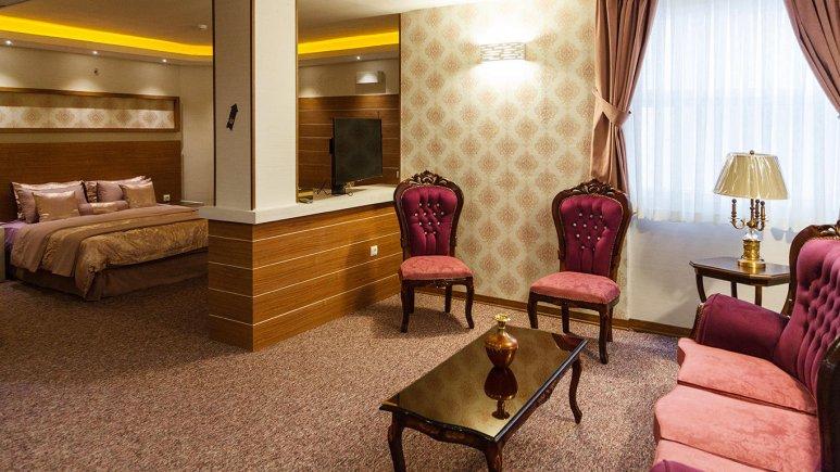 هتل آوین اصفهان اتاق دو تخته دابل آتوسا 3