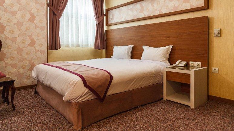 هتل آوین اصفهان اتاق دو تخته دابل 2