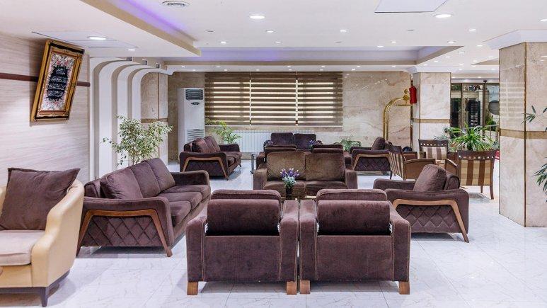 هتل آپارتمان بهبود تبریز لابی 1
