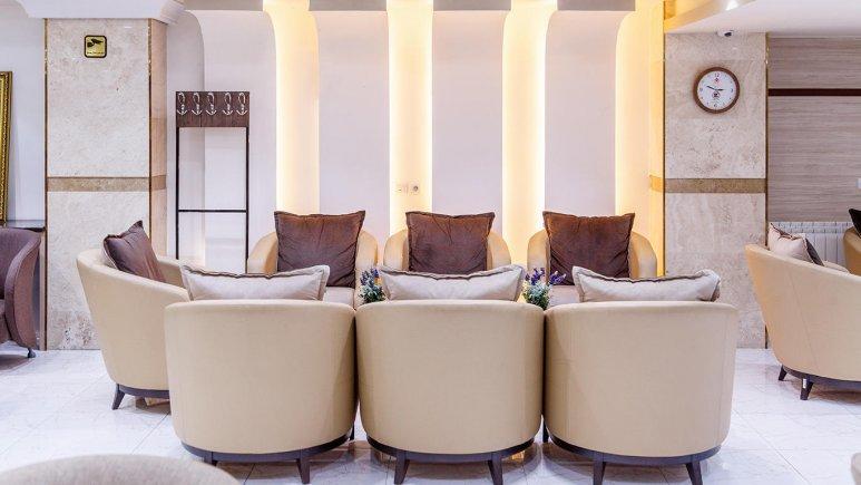 هتل آپارتمان بهبود تبریز لابی 2