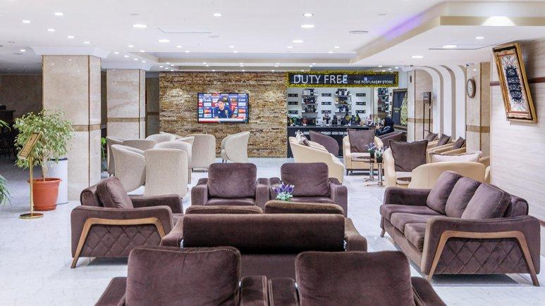 هتل آپارتمان بهبود تبریز لابی 3