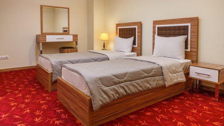 هتل آپارتمان بهبود تبریز فضای داخلی سوئیت ها 6