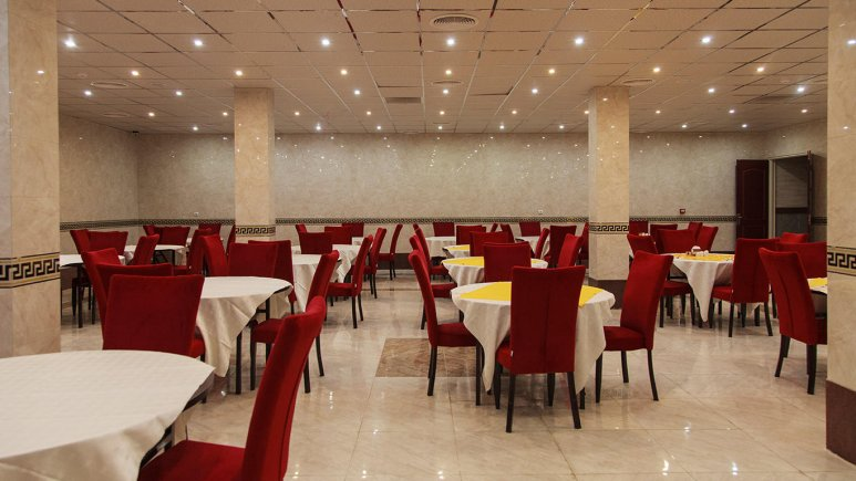 هتل پرشیا 2 تهران رستوران