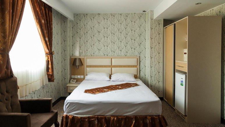 هتل پرشیا 2 تهران اتاق دو تخته دابل