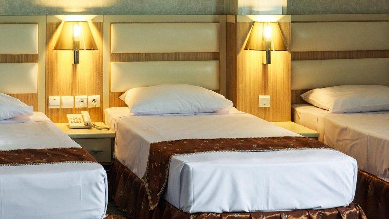 هتل پرشیا 2 تهران اتاق سه تخته