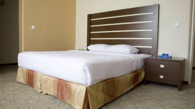 هتل المپیک تهران اتاق دو تخته دابل