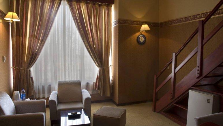 هتل المپیک تهران سوئیت دو تخته دوبلکس 1
