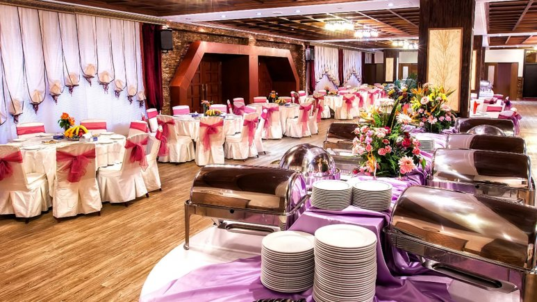 هتل المپیک تهران رستوران 1