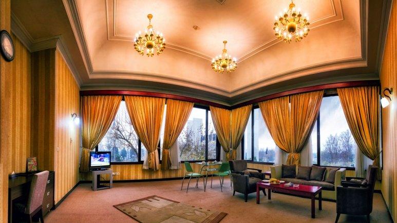 هتل المپیک تهران فضای داخلی سوئیت ها