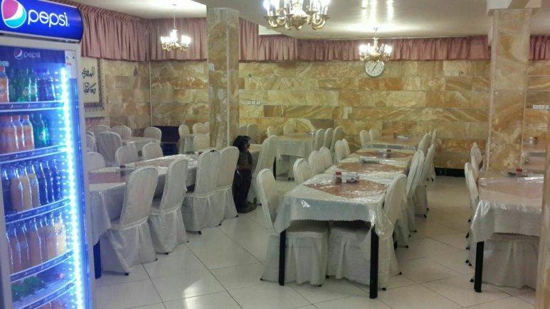 رستوران هتل آپارتمان قصر نوین