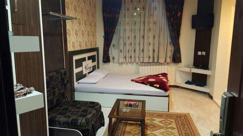 هتل آپارتمان هورام مشهد