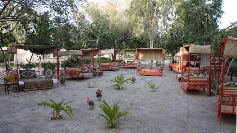 رستوران سنتی هتل اسپادانا کیش