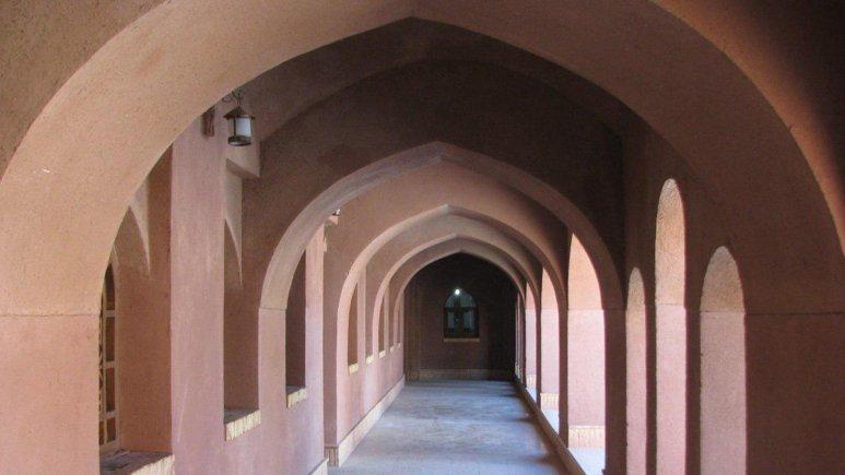 هتل ارگ تاریخی گوگد گلپایگان فضای داخلی 3