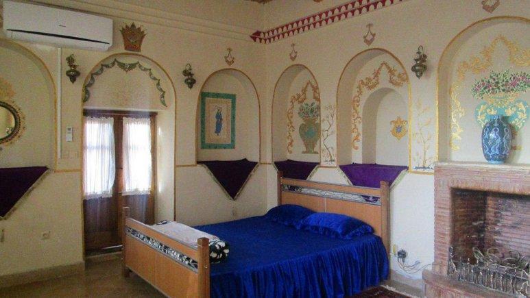 هتل ارگ تاریخی گوگد گلپایگان اتاق دو تخته دابل