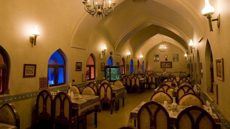 هتل ارگ تاریخی گوگد گلپایگان رستوران 1