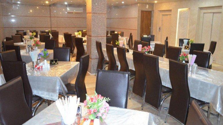 رستوران هتل آرسان