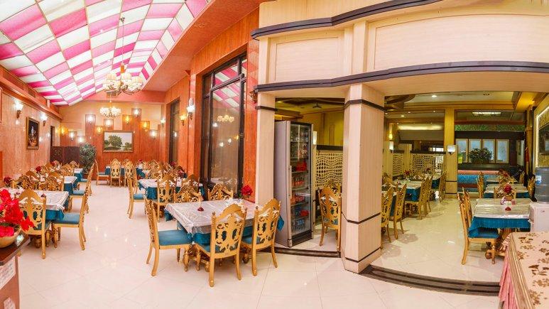 هتل آپارتمان کنعان مشهد رستوران 2