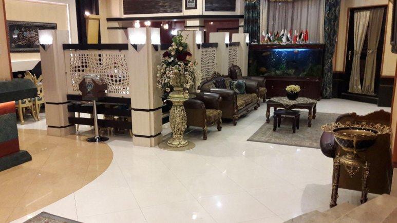 رزرو هتل کنعان مشهد