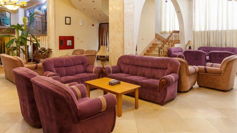 هتل بهارستان مشهد لابی