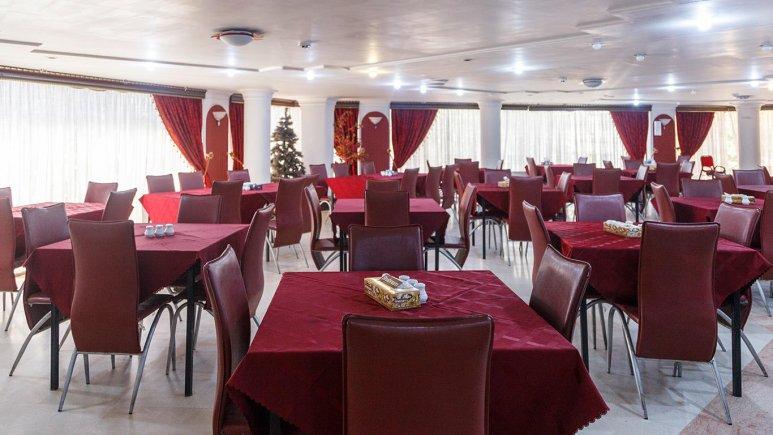 هتل بهارستان مشهد رستوران