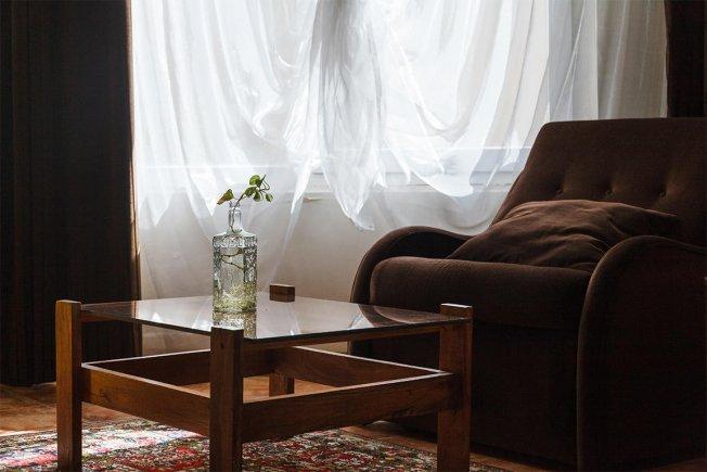 هتل آپارتمان چهل پنجره اصفهان فضای داخلی سوئیت ها