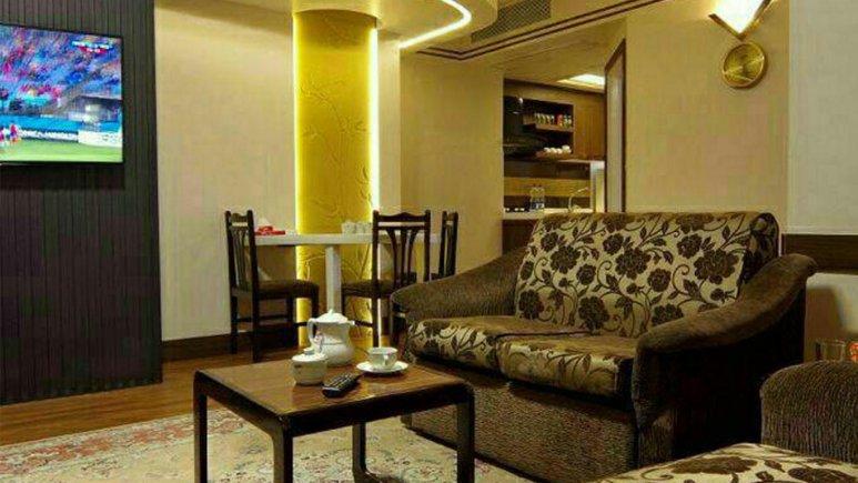 هتل مهر مشهد