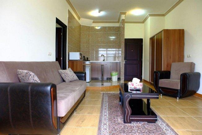 سوئیت هتل تارا مهاباد
