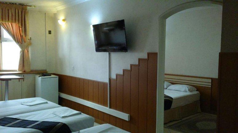 اتاق  هتل پارسه