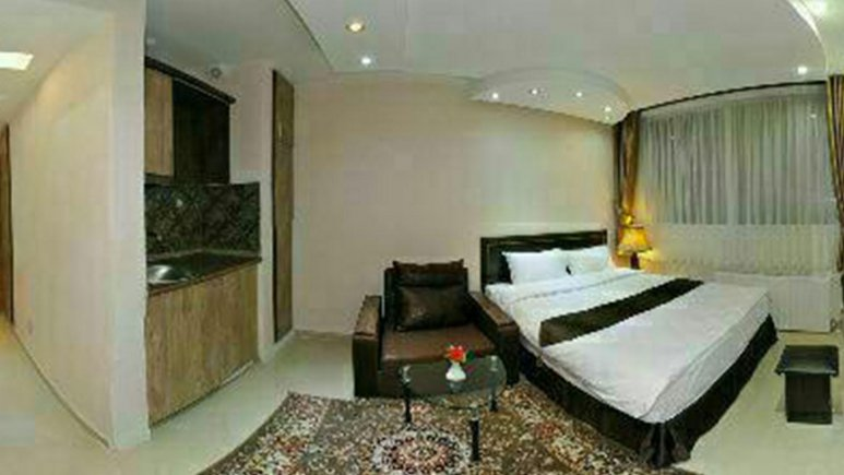 هتل مرمر مشهد