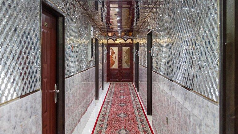 هتل آپارتمان قصر آینه فضای داخلی هتل