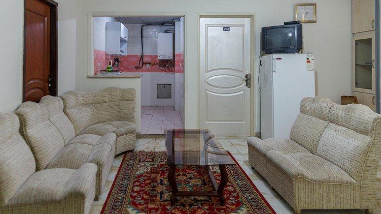 هتل آپارتمان زیبا در تبریز