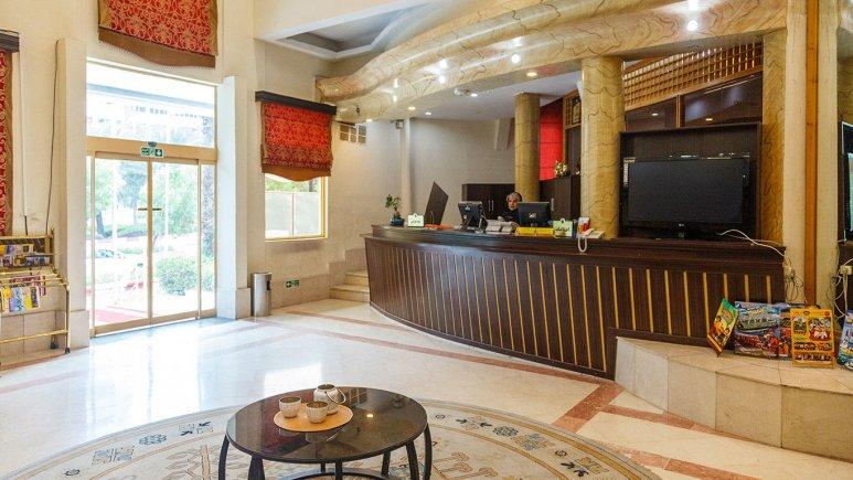 هتل رویان قائم کیش پذیرش