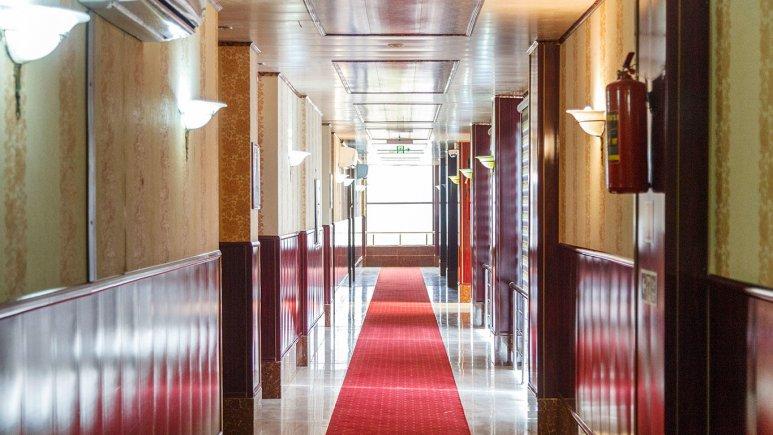 هتل رویان قائم کیش فضای داخلی هتل