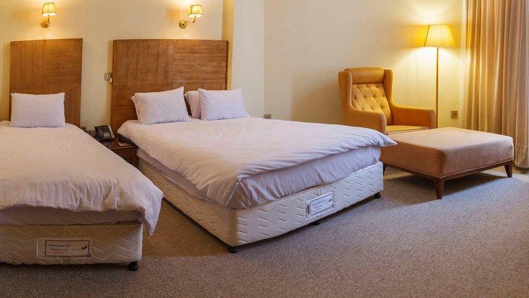هتل رویان قائم کیش اتاق سه تخته 1