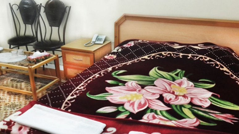 اتاق دو تخته دبل هتل گل نرگس
