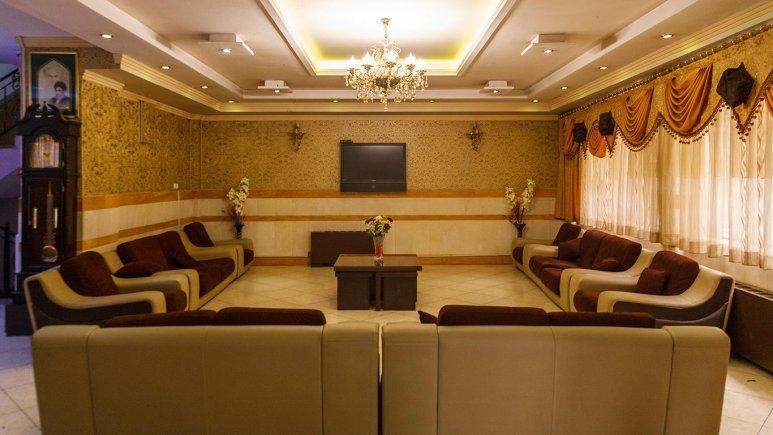 هتل آپارتمان پاویون مشهد لابی 2